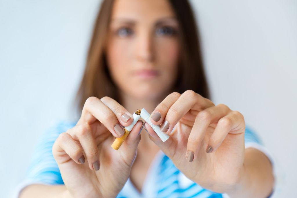 La batalla contra el cigarrillo