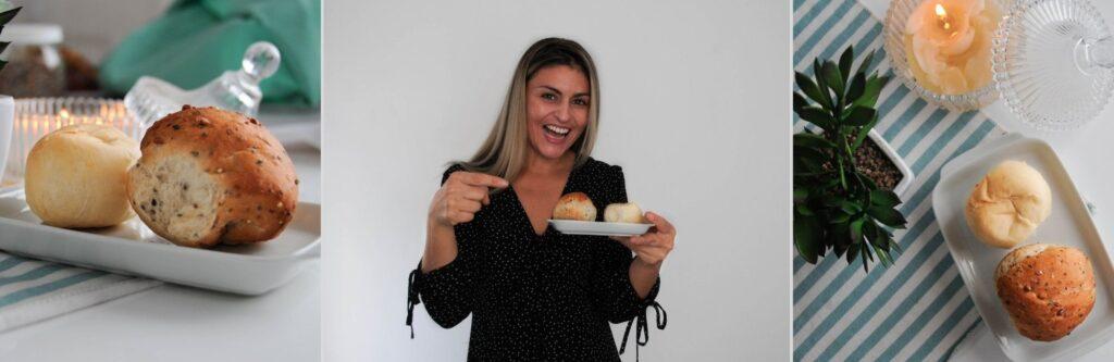 Receta de Pan Integral - Alimentación saludable y cambio de estilo de vida - CardioPatagonia